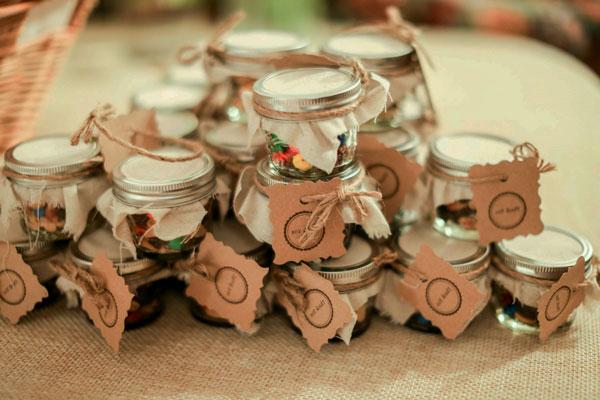 lembrancinha para casamento de outono