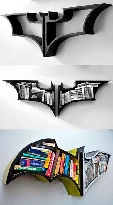 estantes para nerd