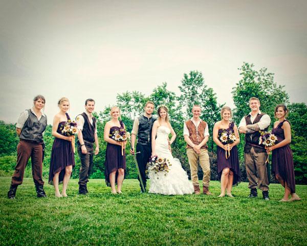 casamento geek senhor dos anéis