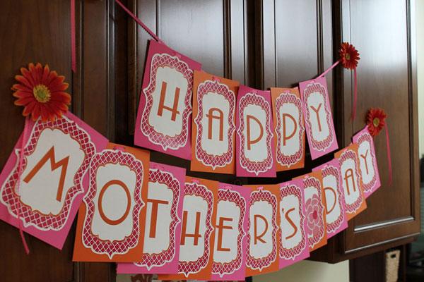 dia das mães decor