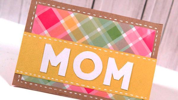 Decoração para o dia das mães