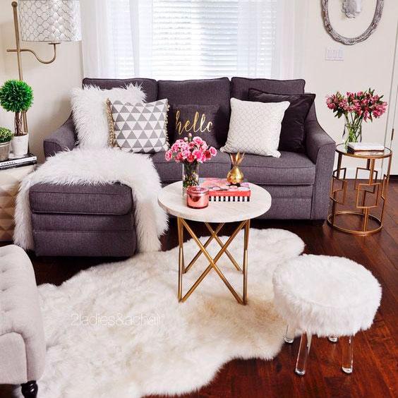 Resultado de imagem para decoração tapetes para inverno