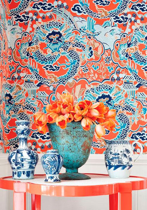 decoração tailandesa