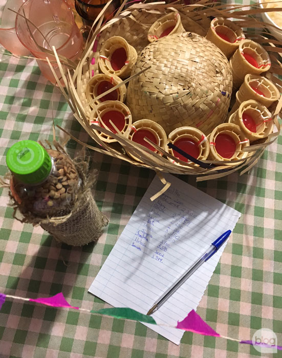 decoração de festa julina iaza blog