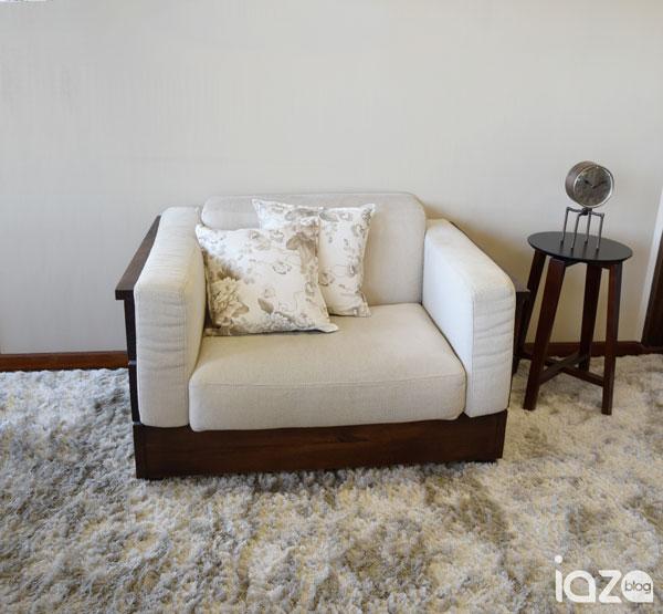 poltrona âmbar iaza móveis