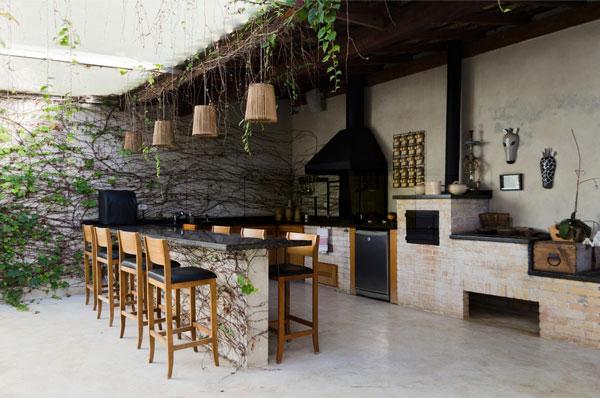 espaço gourmet - blog da iaza