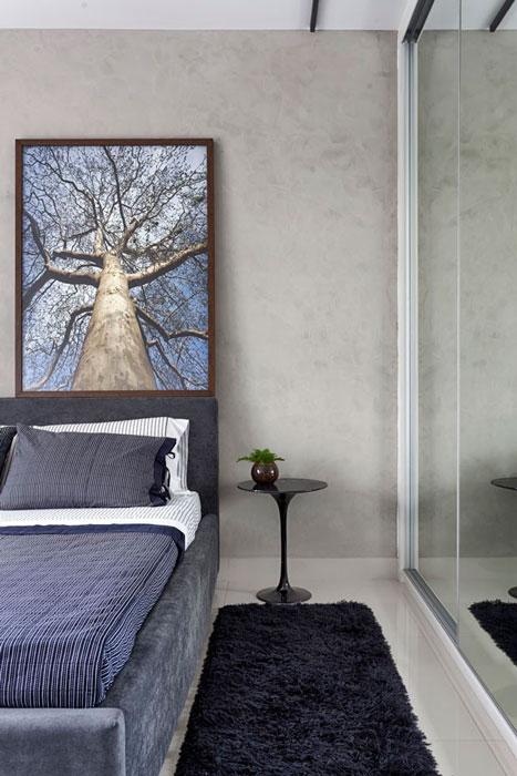 Decoração minimalista - Blog Iaza Móveis