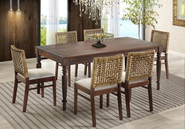 cadeiras para decoração sala de jantar