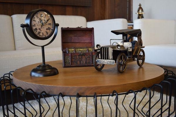 decoração rústica blog iaza móveis