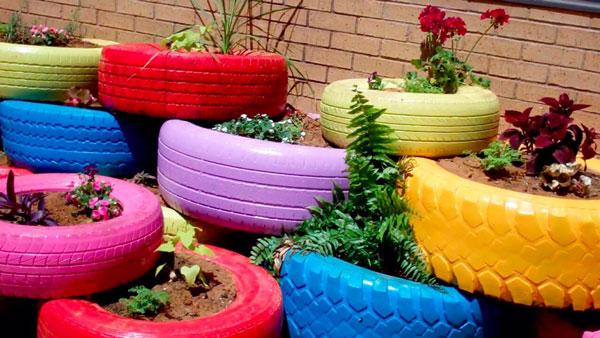 Jardim sustentável - blog iaza móveis