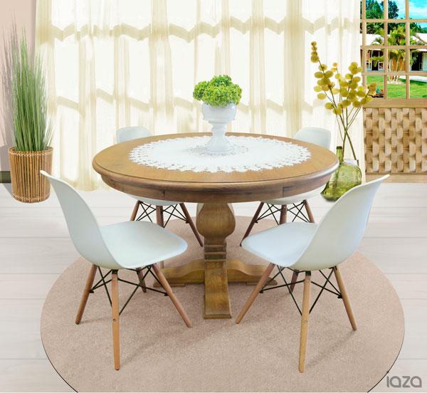 Cadeiras versáteis - blog da iaza móveis
