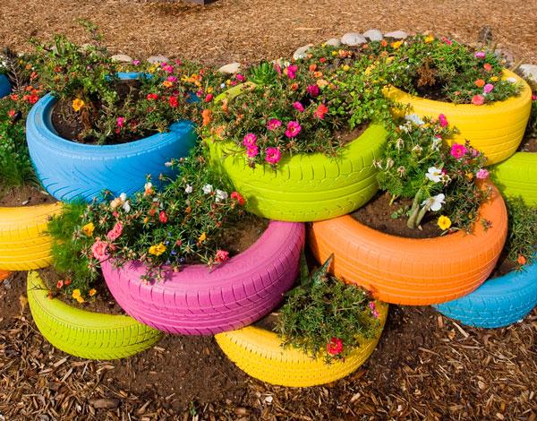 jardim sustentável - blog iaza