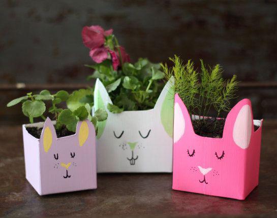 jardim na caixa de leite - iaza blog