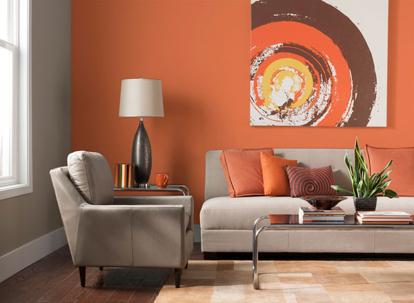Cansado do visual da sua sala de estar veja como renov la iaza blog seu blog de decora o for Paint colors for long narrow living room