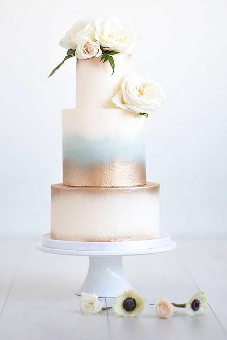 bolo casamento industrial