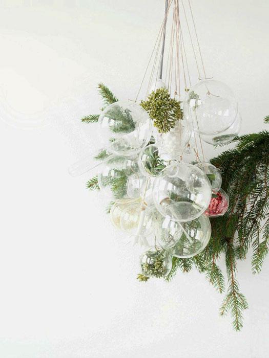 DIY faça você mesmo um pendente botânico