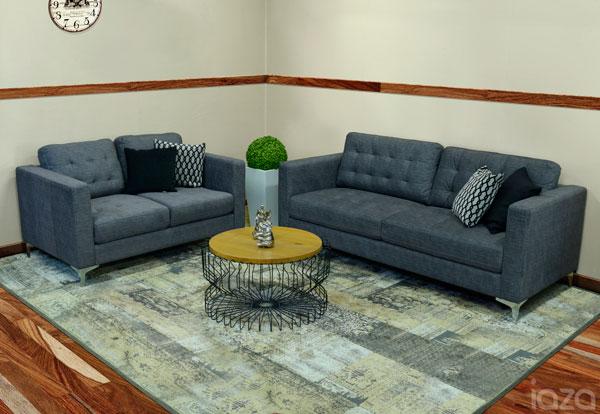 como escolher o sofá - blog iaza móveis
