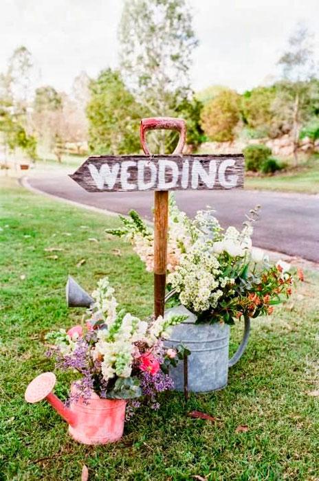 decoração de casamento na primavera