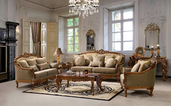 Estilos de decoração - estilo clássico