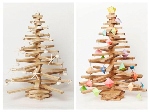 árvore de natal sustentável