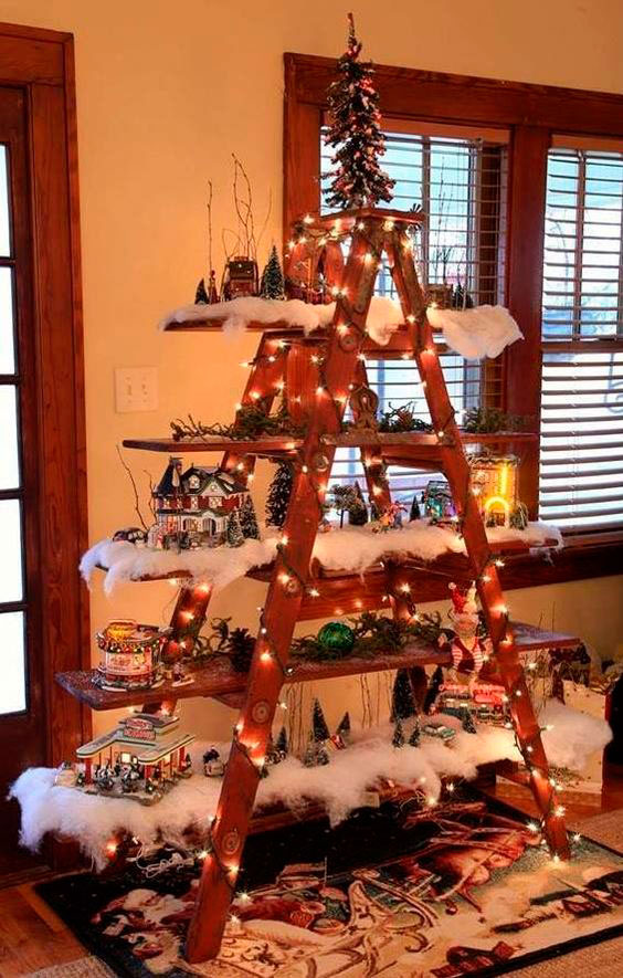 decoração de natal iaza blog