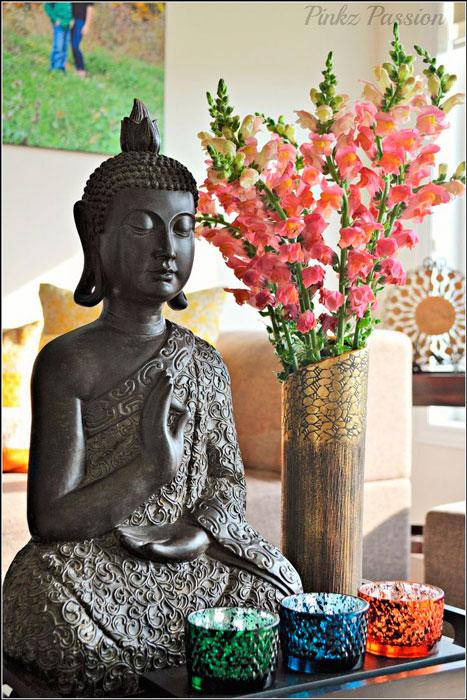 estilo oriental na decoração
