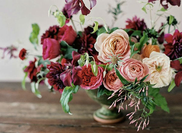 decoração de casamento de inverno iaza blog