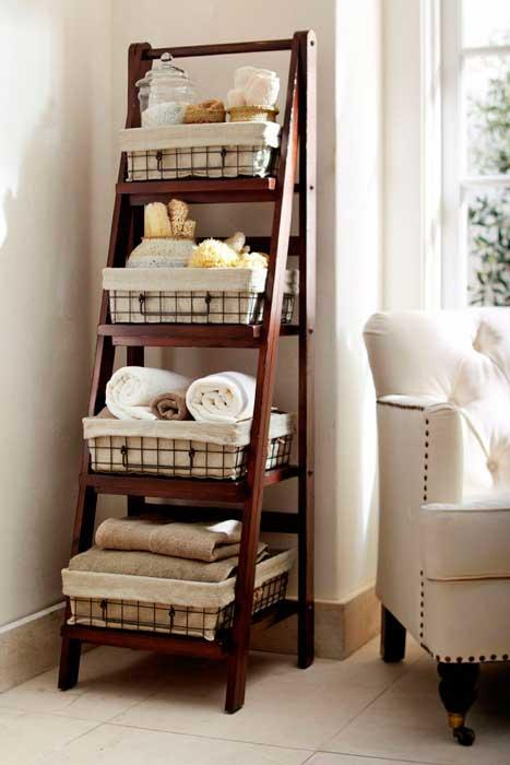 reaproveitar escadas