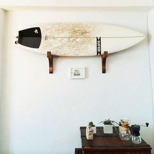 surf na decoração