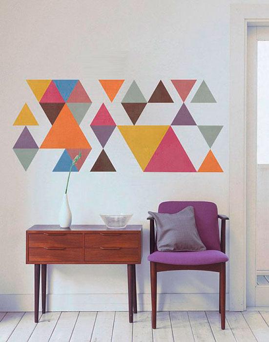geometria na decoração