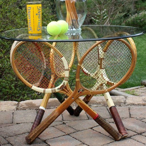 Tênis na decoração