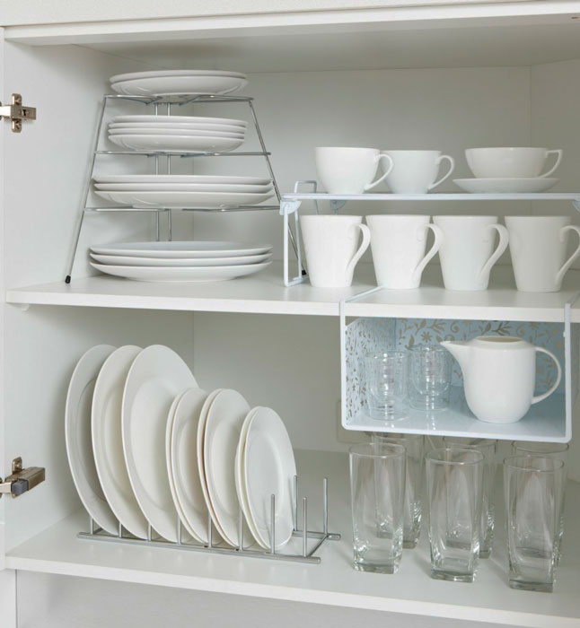 cozinha organizada