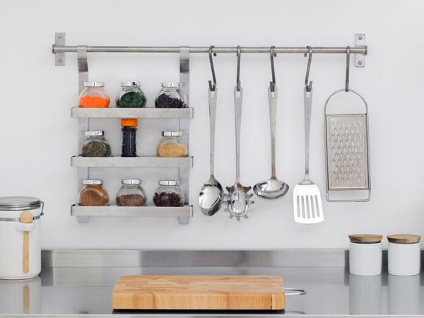 cozinha arrumada