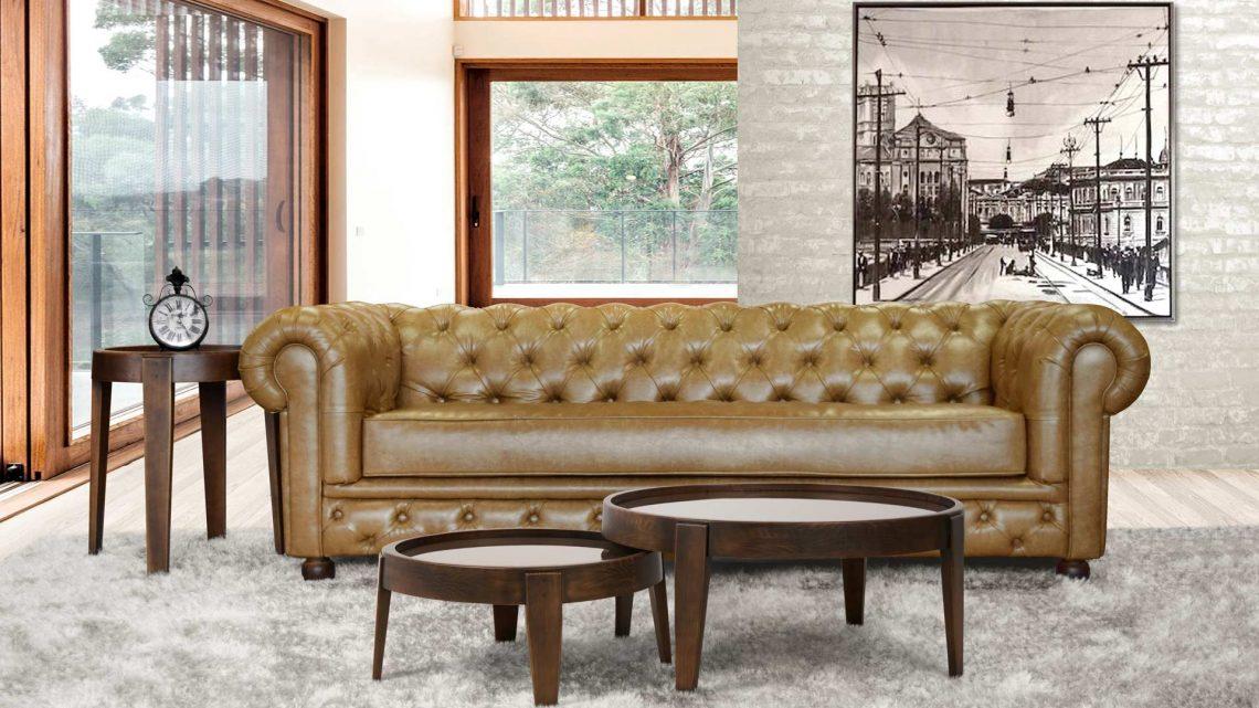 a414c759f Por que escolher móveis rústicos para decorar a sua casa? - Casa da Iaza