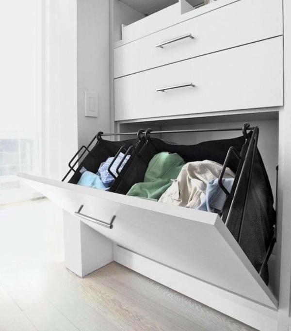 organizar a lavanderia