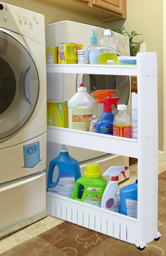 decoração para lavanderia