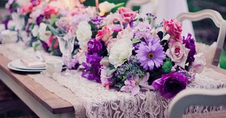 ultravioleta no casamento