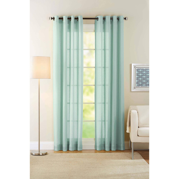 cortina de casa alugada