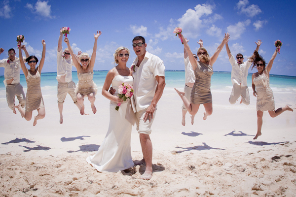 estilos de casamento - destination wedding