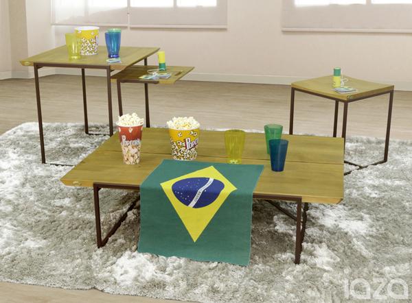 Resultado de imagem para Decore seu escritório para a Copa do Mundo