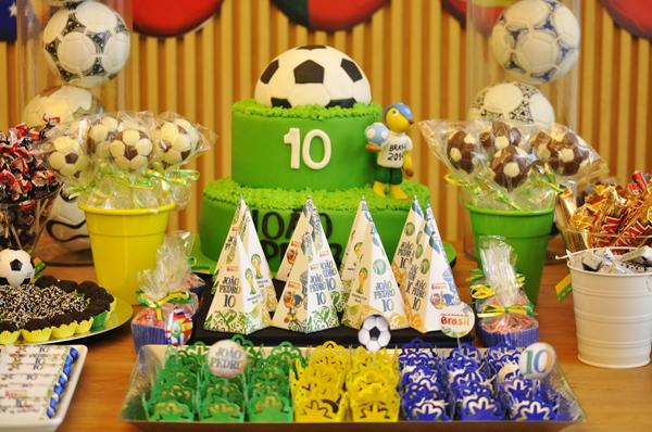 decoração para copa do mundo
