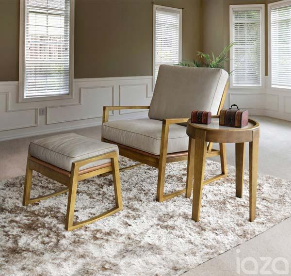 Decoração com tapetes