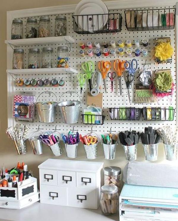 como decorar atelier