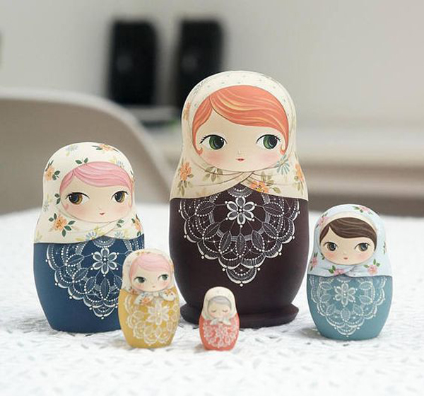 estilo russo na decoração