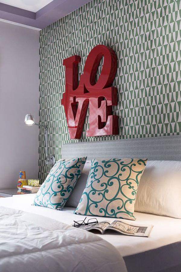 decoracao romântica
