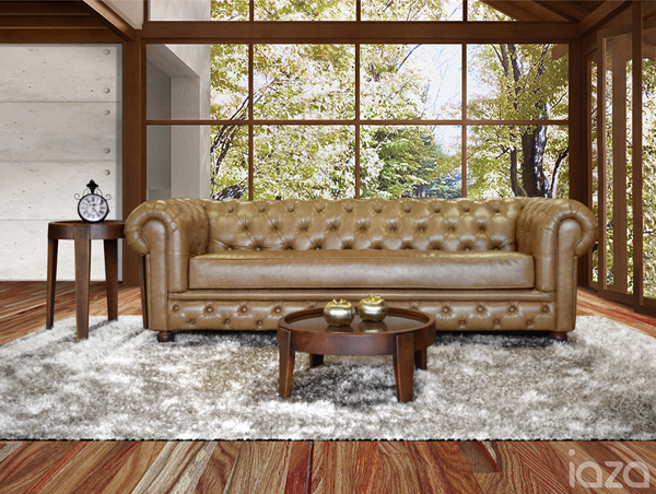 sofa na decoração