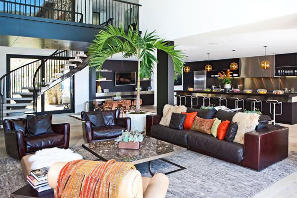 palmeira decorativa