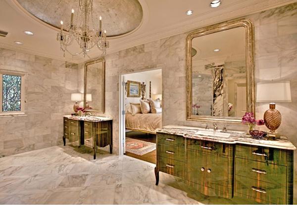 design banheiro italiano