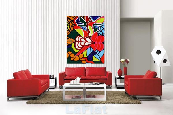 decoração e quadros