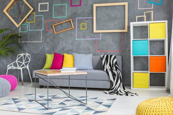 cor e decoração dicas